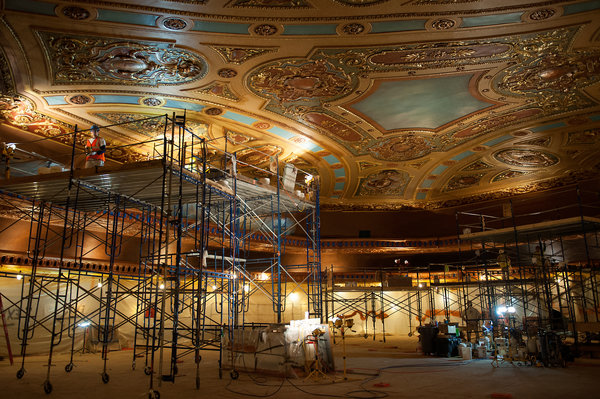 Giving Old Loew's Theater in Brooklyn a Second Chance - NYTimes.com